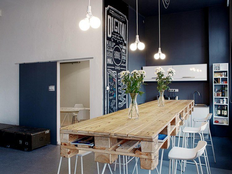 10 idées de décoration pour vos palettes en bois