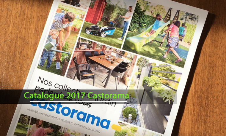 Guide Castorama 2017 pour vos projets
