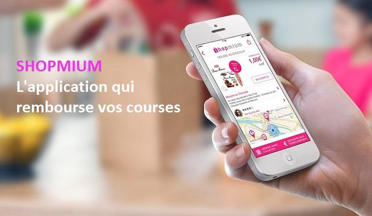 Shopmium l'application qui vous rembourse