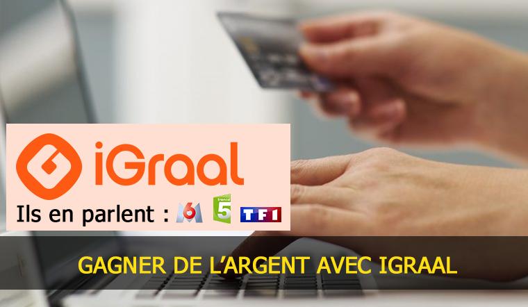 GAGNER DE L'ARGENT AVEC IGRAAL