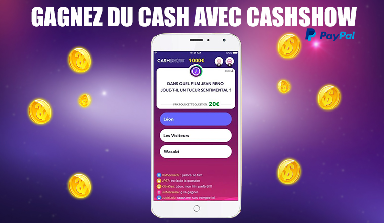 Cashshow