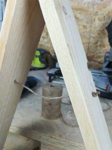 Fabriquer des branche de sapin