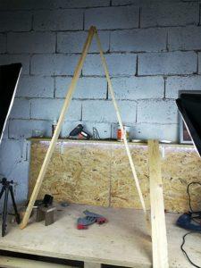 Fabriquer un sapin en bois palette