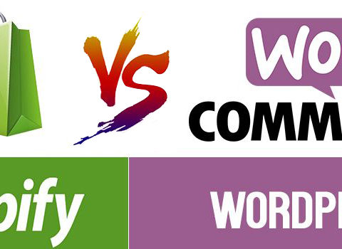 SHOPIFY VS WOOCOMMERCE LE PARFAIT DUEL