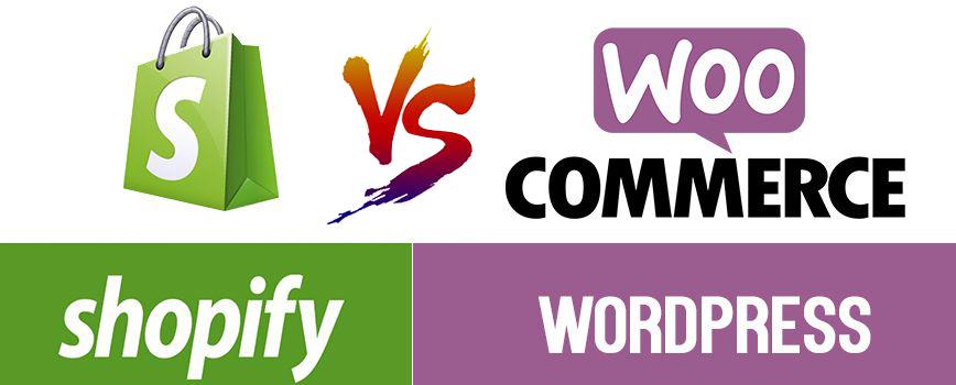 SHOPIFY VS WOOCOMMERCE LE PARFAIT DUEL