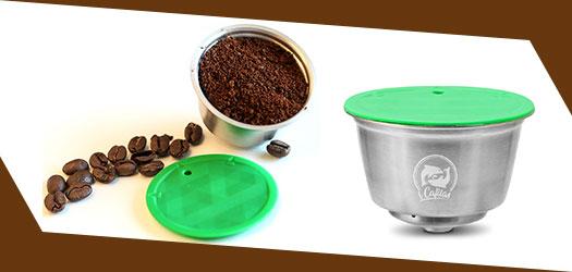 Capsule réutilisable machine a café pas cher