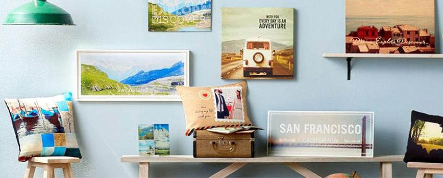 Décorer sa maison avec des souvenirs de voyage