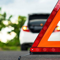 Comment baliser un accident de la route