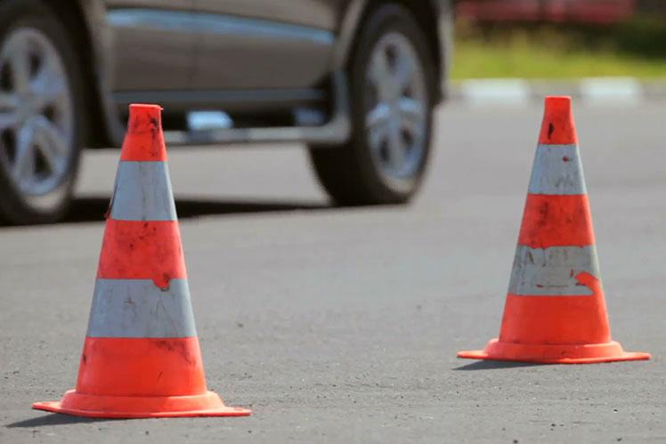 baliser un accident avec un cone de signalisation pas cher