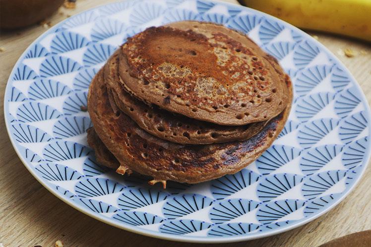 pancakes riche en protéines pour la musculation