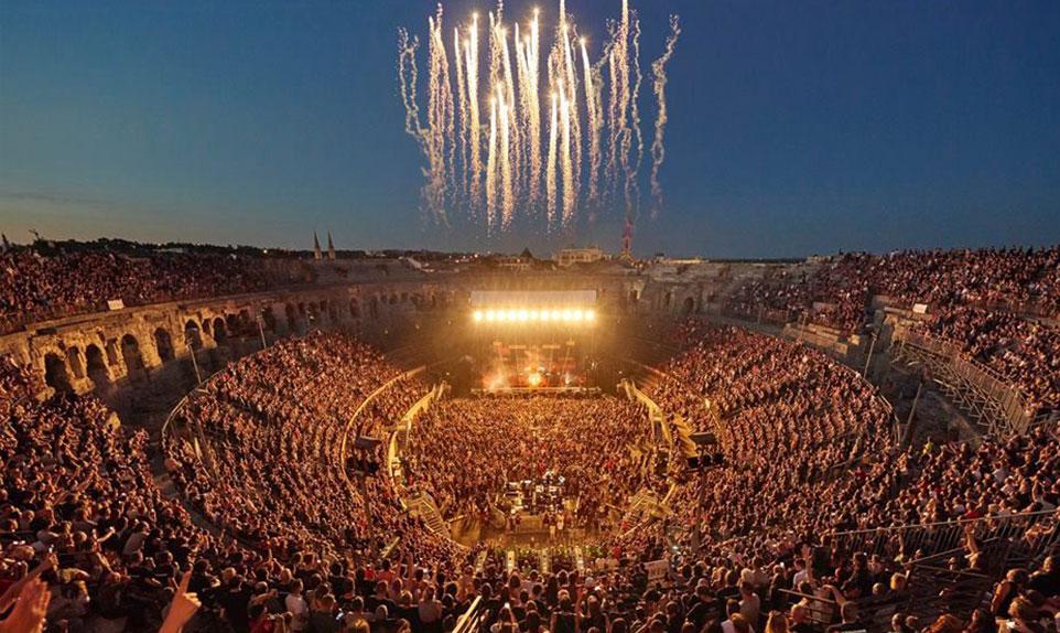 Festival de Nîmes gard