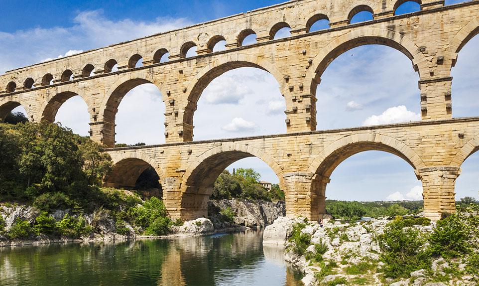 Pont du gard monument
