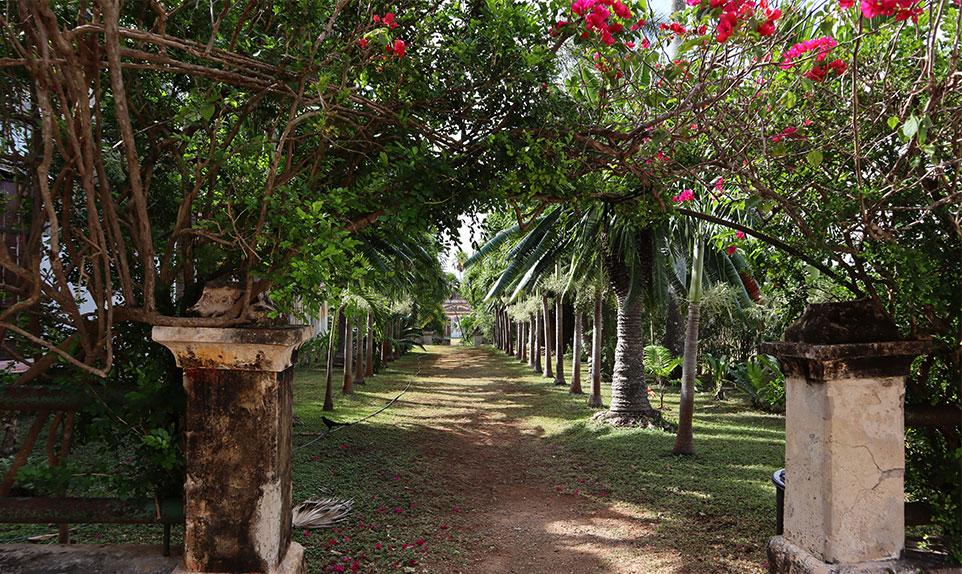Hacienda Yaxcopoil Yucatán