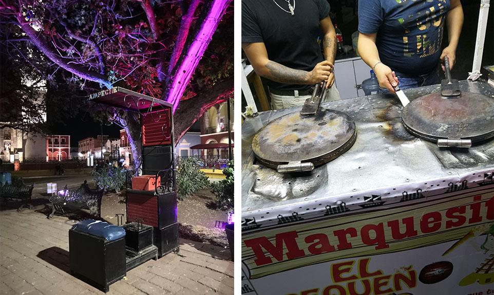 Savourez des délicieux Marquesitas à Campeche dans le Yucatán au Mexique