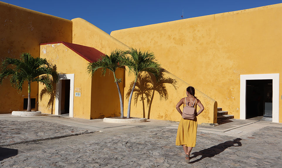 Musée Maya Yucatán