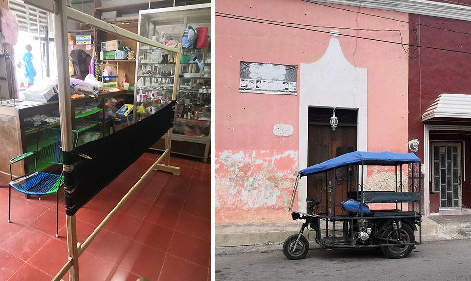 Ou acheter un hamac au mexique ? dans le village Tixkokob !