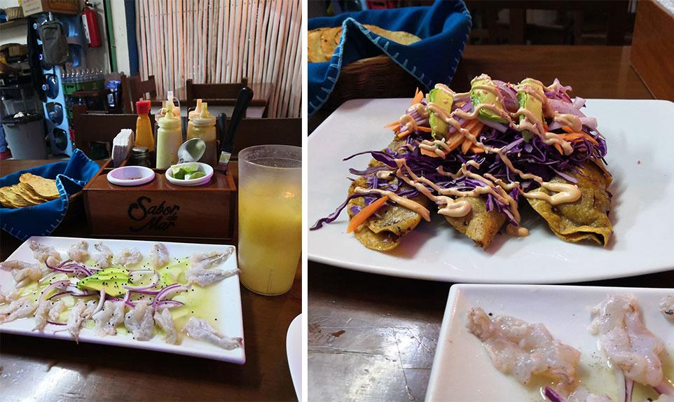 Ou manger pendant votre voyage au Yucatán