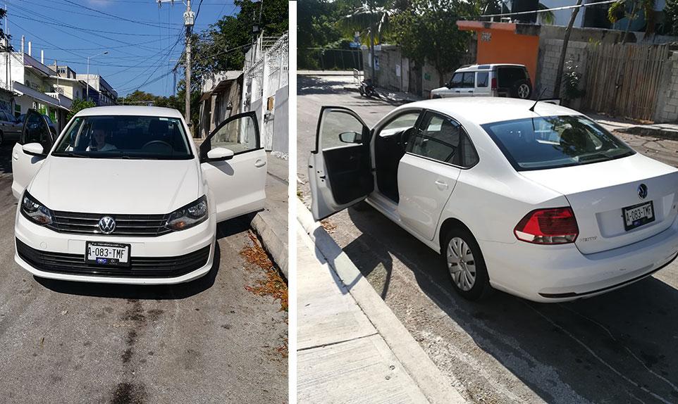Louer une voiture au Mexique avis
