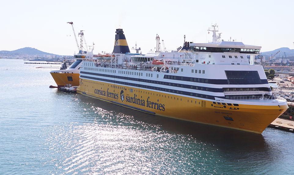 Corsica Ferries, avis voyage corse