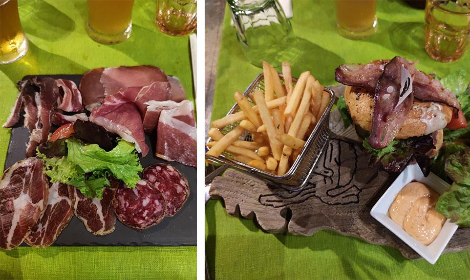 ou manger à Bonifacio les meilleurs restaurants de Corse